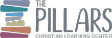 The Pillars Christian Learning Center Logo
