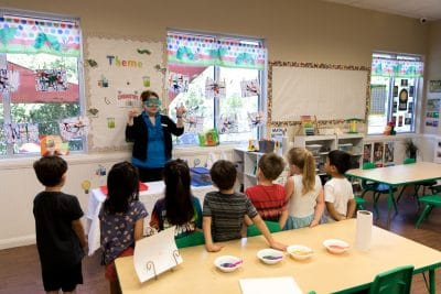 Preschool Curriculum San Antonio, Bulverde, and Spring Branch TX