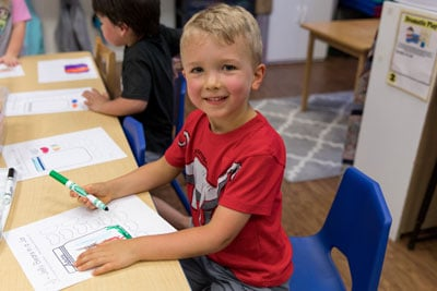 Preschool in San Antonio, Bulverde and Spring Branch
