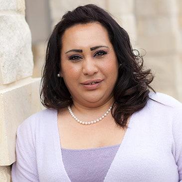 Valerie Lewis at The Pillars Christian Learning Center
