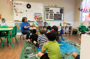 Preschool Spring Branch TX