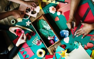 3 Kids Project to Celebrate National Crafts Month