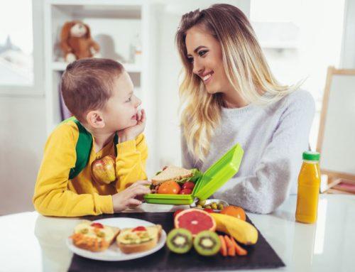 4 Ways To Prepare Healthy Snacks For Kids
