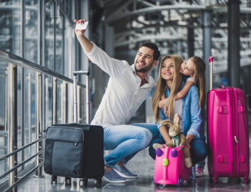 How to Make Traveling with Kids Easy and Stress-free