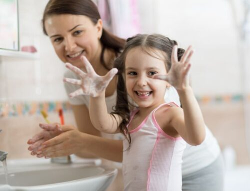 Personal Hygiene for Kids: 6 Habits to Keep Your Child Safe and Healthy