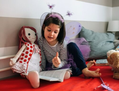 6 Ways to Encourage Good Reading Habits in Children