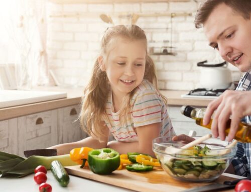 How to Encourage Healthy Eating Habits in Kids