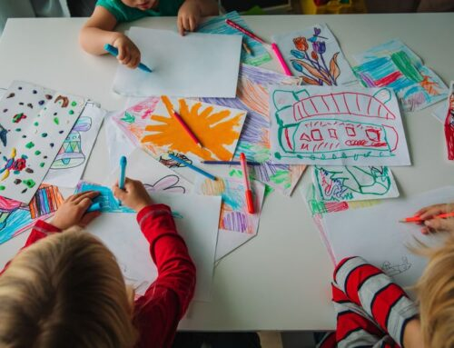 5 Fun Ways to Encourage Creative Play