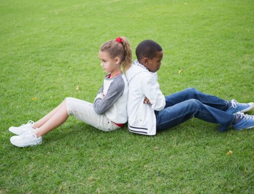 How to Teach Preschoolers about Conflict Resolution